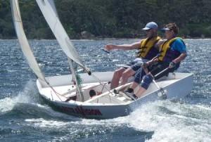 wendy sailing