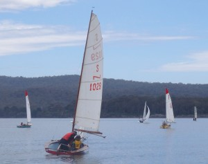 Light wind racing